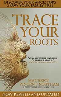 Ad Trace Your Roots