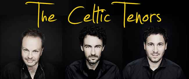 Celtic Tenors Ad