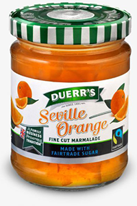 Duerrs marmalade