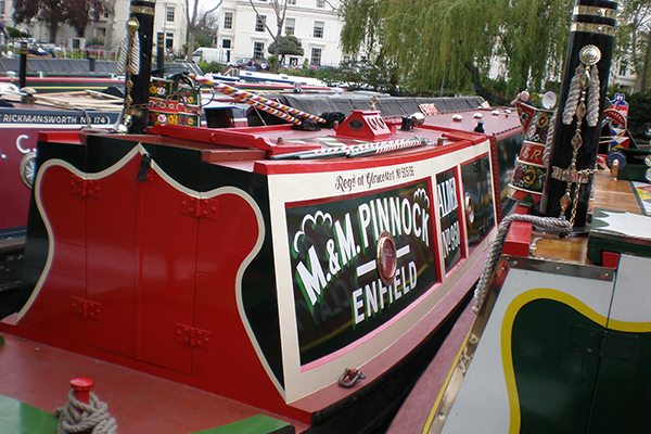 Canal Boat Kay S