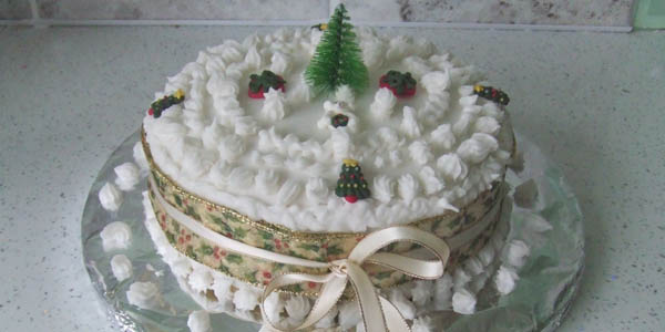 The Best Christmas Cake